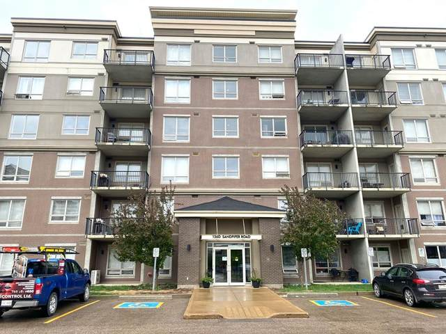 136D Sandpiper Road #212, Fort Mcmurray, AB T9K 0J7 (#A1116937) :: Calgary Homefinders