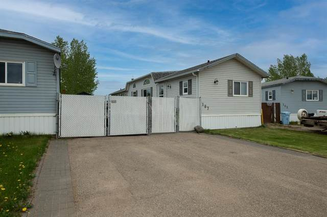187 Cree Lane, Fort Mcmurray, AB T9K 1Y5 (#A1116939) :: Calgary Homefinders