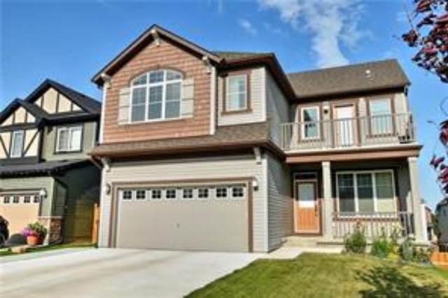 108 Shoreline Vista, Chestermere, AB  (#A1116942) :: Calgary Homefinders