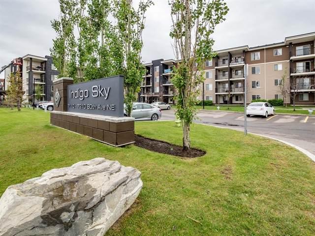 7210 80 Avenue NE #209, Calgary, AB T3J 0N7 (#A1116949) :: Calgary Homefinders