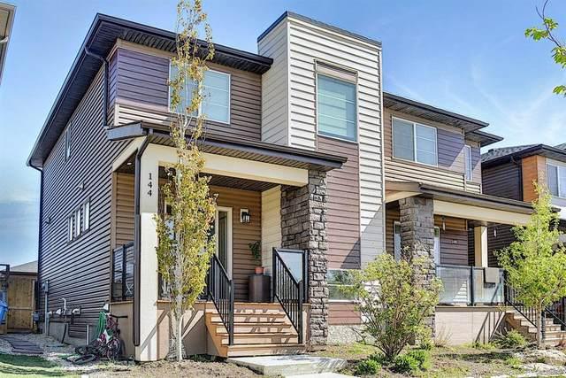 144 Cornerstone Avenue NE, Calgary, AB T3N 1G6 (#A1116950) :: Calgary Homefinders
