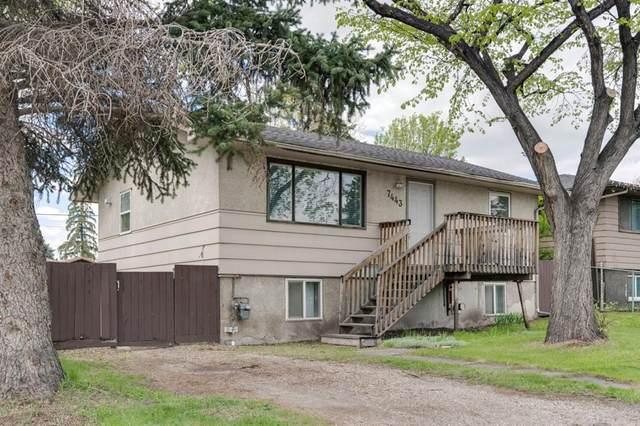 7443 26A Street SE, Calgary, AB T2C 1E4 (#A1116967) :: Calgary Homefinders