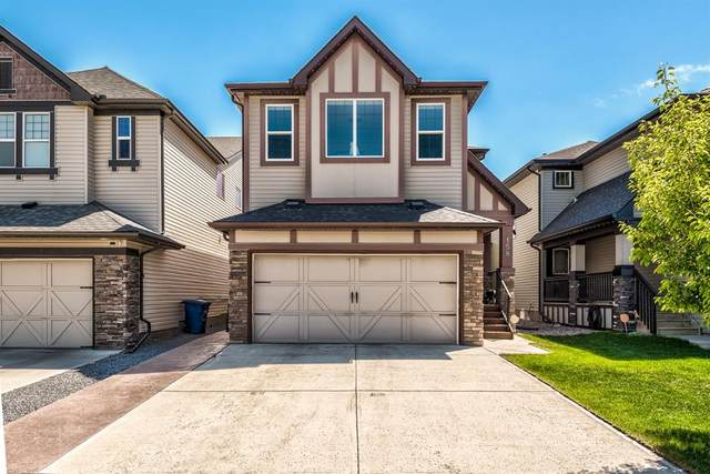 158 Hillcrest Circle SW, Airdrie, AB T1P 0A3 (#A1116968) :: Calgary Homefinders