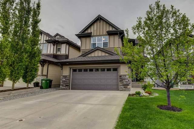 15 Sunset Terrace, Cochrane, AB T4C 0G1 (#A1116974) :: Calgary Homefinders