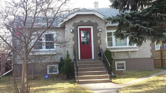 1620 7 Street NW, Calgary, AB T2M 3H6 (#A1116983) :: Calgary Homefinders