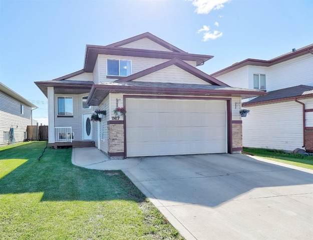 11417 88A Street, Grande Prairie, AB T8X 0A6 (#A1116986) :: Calgary Homefinders