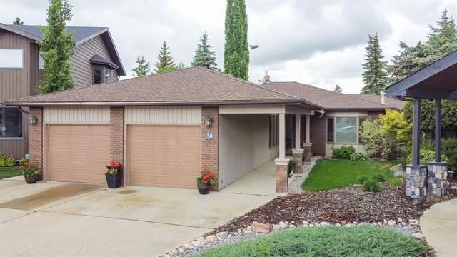 38 Flagstaff Close, Red Deer, AB T4N 6V1 (#A1116988) :: Calgary Homefinders
