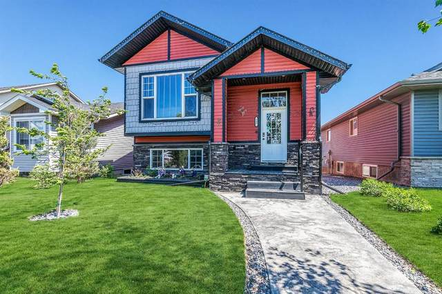 157 Valley Crescent, Blackfalds, AB T4M 0K2 (#A1116993) :: Greater Calgary Real Estate