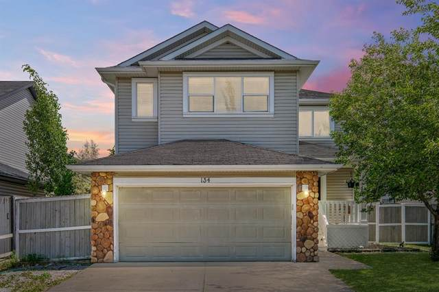134 Invermere Drive, Chestermere, AB T1X 1L1 (#A1117002) :: Calgary Homefinders