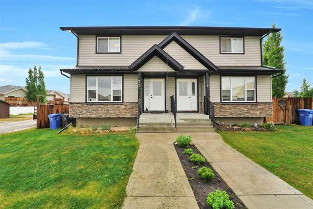 72 Heron Court, Penhold, AB T0M 1R0 (#A1117036) :: Calgary Homefinders