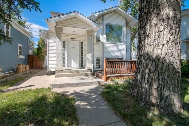 299 7A Avenue S, Lethbridge, AB T2K 4H3 (#A1117038) :: Calgary Homefinders