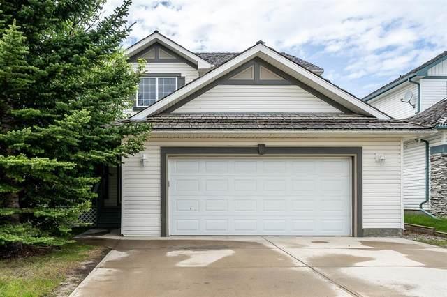 119 Crystalridge Drive, Okotoks, AB T1S 1T9 (#A1117044) :: Calgary Homefinders