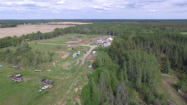 233033 Twp 853, Rural Northern Lights M.D., AB T0H 2M0 (#A1117054) :: Greater Calgary Real Estate