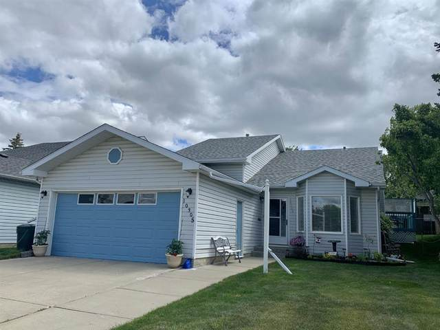 10305 82 Street, Peace River, AB T8S 1M9 (#A1117087) :: Calgary Homefinders