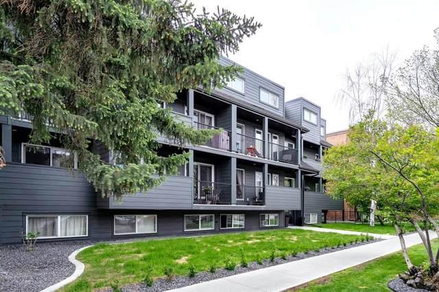 515 18 Avenue SW #8, Calgary, AB T2S 0C6 (#A1117103) :: Calgary Homefinders