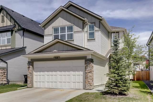 148 Walden Rise SE, Calgary, AB T2X 0N4 (#A1117130) :: Calgary Homefinders