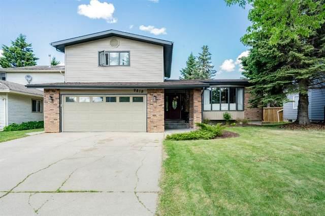 9818 75 Avenue, Grande Prairie, AB T8V 4W9 (#A1117145) :: Calgary Homefinders