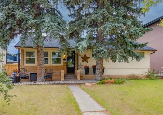 3507 Spruce Drive SW, Calgary, AB T3C 3A5 (#A1117152) :: Calgary Homefinders
