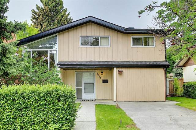 3027 Beil Avenue NW, Calgary, AB T2L 1K6 (#A1117156) :: Calgary Homefinders