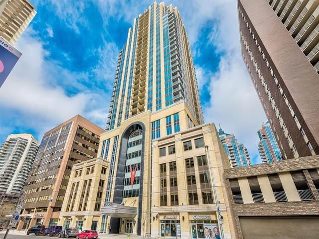 930 6 Avenue SW #1203, Calgary, AB T2P 1J3 (#A1117164) :: Calgary Homefinders