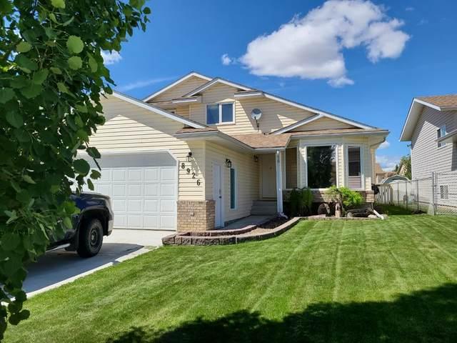 8926 104 Avenue, Grande Prairie, AB T8X 1H9 (#A1117180) :: Calgary Homefinders