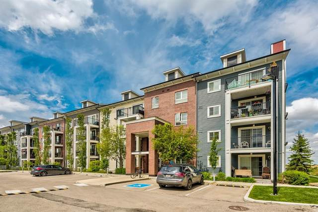 279 Copperpond Common SE #3203, Calgary, AB T2Z 1J1 (#A1117185) :: Calgary Homefinders