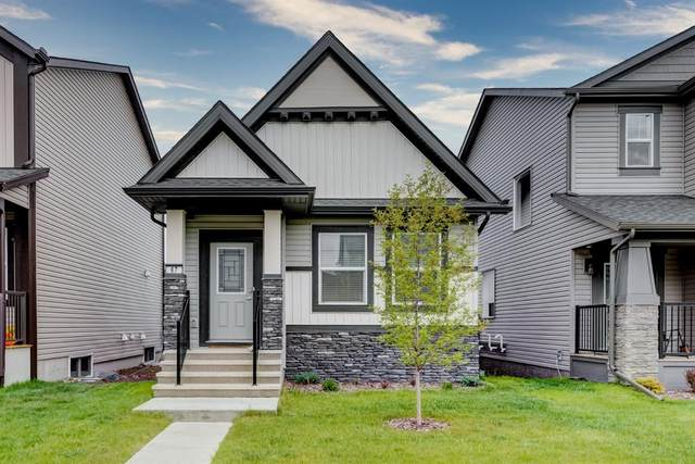 67 Hillcrest Close SW, Airdrie, AB T4B 4B3 (#A1117195) :: Western Elite Real Estate Group
