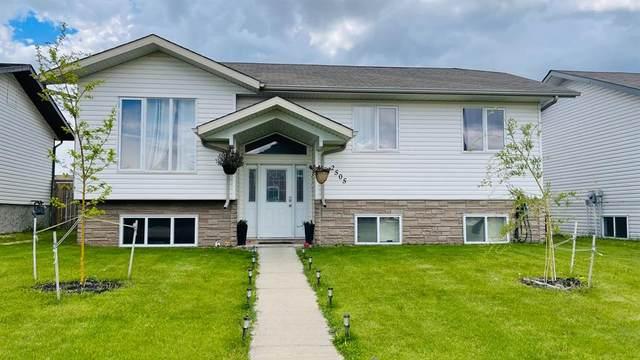 2505 11 Avenue, Wainwright, AB T9W 1W3 (#A1117203) :: Calgary Homefinders