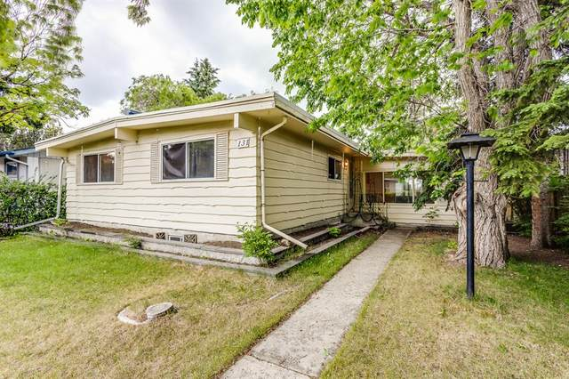 131 Huntridge Road NE, Calgary, AB T2K 4B4 (#A1117204) :: Calgary Homefinders