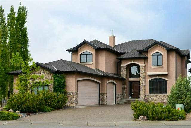 32 Coulee View SW, Calgary, AB T3H 5J6 (#A1117210) :: Calgary Homefinders