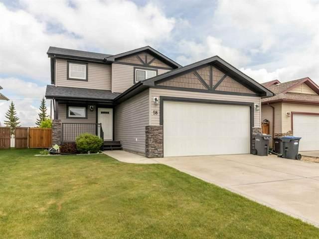 58 Rozier Close, Sylvan Lake, AB T4S 0B7 (#A1117227) :: Calgary Homefinders