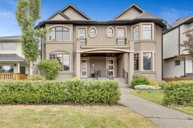 2108 1 Avenue NW, Calgary, AB T2N 0B5 (#A1117229) :: Calgary Homefinders