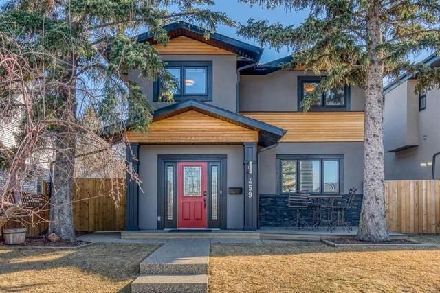 459 30 Avenue NW, Calgary, AB T2M 2N5 (#A1117234) :: Calgary Homefinders