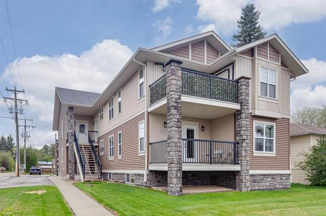 5422 53 Street #1, Lacombe, AB T4L 1M3 (#A1117238) :: Calgary Homefinders