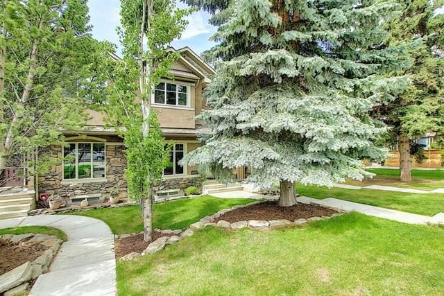 4827 21 Avenue NW, Calgary, AB T3B 0W8 (#A1117248) :: Calgary Homefinders