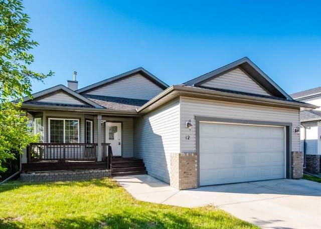 12 Aspen Circle, Strathmore, AB T1P 1R3 (#A1117252) :: Calgary Homefinders