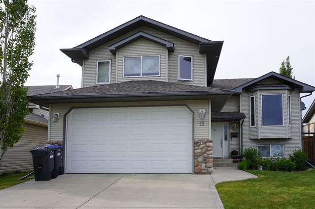 18 Firdale Drive, Sylvan Lake, AB T4S 2L2 (#A1117258) :: Calgary Homefinders