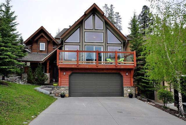 137 Eagle Terrace Road, Canmore, AB T1W 2Y4 (#A1117259) :: Calgary Homefinders
