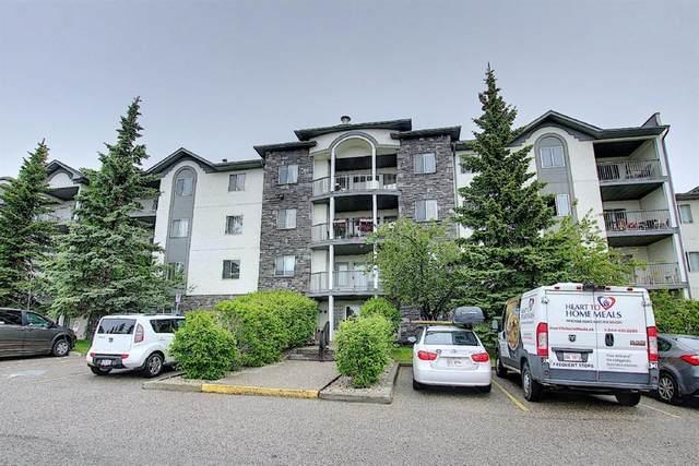 55 Arbour Grove Close NW #205, Calgary, AB T3G 4K3 (#A1117270) :: Calgary Homefinders