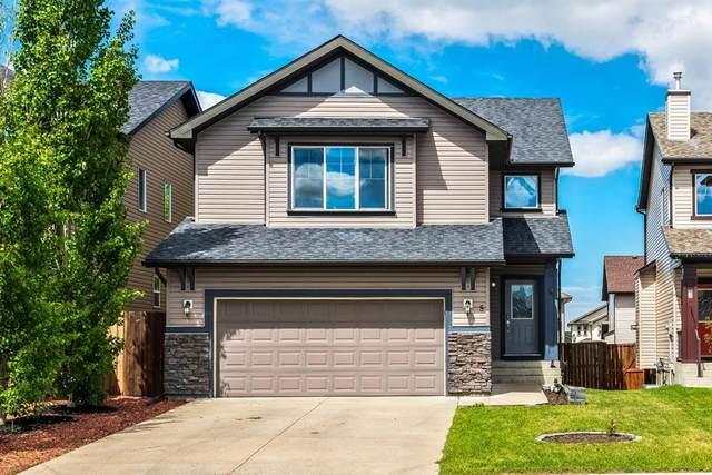 5 Cimarron Vista Circle, Okotoks, AB T1S 0A9 (#A1117280) :: Calgary Homefinders