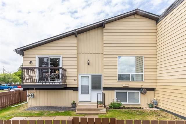 7205 4 Street NE #74, Calgary, AB T2K 5S3 (#A1117300) :: Calgary Homefinders