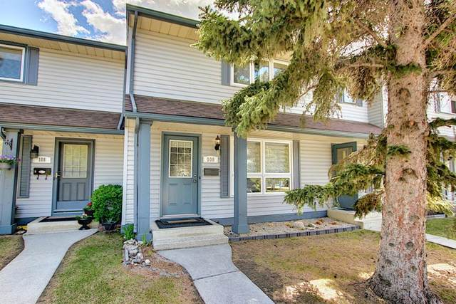 106 Woodmont Terrace SW, Calgary, AB T2W 4Z4 (#A1117316) :: Calgary Homefinders