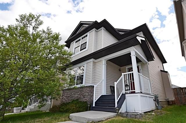 22 Cimarron Grove Rise, Okotoks, AB T1S 2P1 (#A1117317) :: Calgary Homefinders