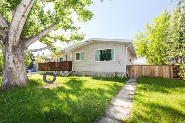 257 Columbia Boulevard W, Lethbridge, AB T1K 3Z5 (#A1117322) :: Calgary Homefinders