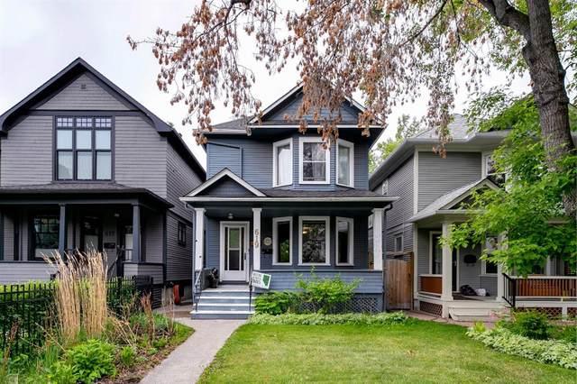619 23 Avenue SW, Calgary, AB T2S 0J6 (#A1117331) :: Calgary Homefinders