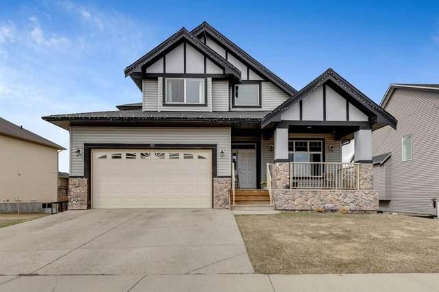 117 Kinniburgh Boulevard, Chestermere, AB T3R 0T8 (#A1117335) :: Calgary Homefinders