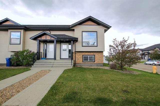 102 Hawkridge Boulevard, Penhold, AB T0M 1R0 (#A1117347) :: Calgary Homefinders