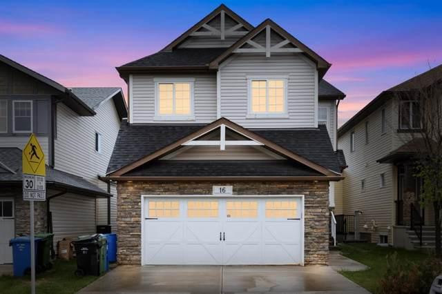 16 Skyview Springs Crescent NE, Calgary, AB T3N 0C1 (#A1117356) :: Calgary Homefinders
