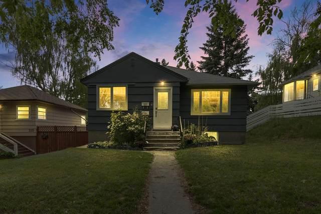 227 27 Avenue NW, Calgary, AB T2M 2H5 (#A1117357) :: Calgary Homefinders