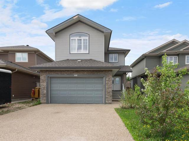 168 Diamondstone Ridge, Fort Mcmurray, AB T9K 0R4 (#A1117358) :: Western Elite Real Estate Group